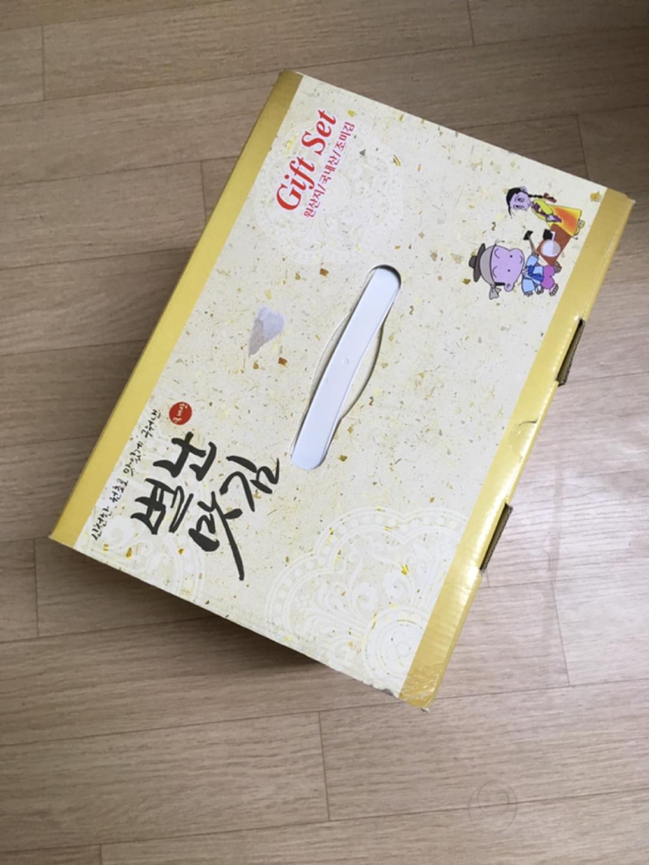 별난맛김 한박스(8봉지)