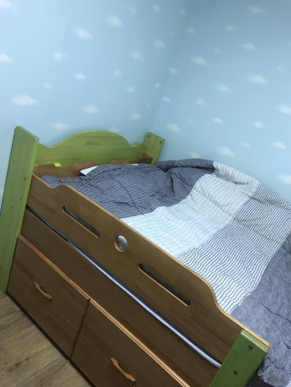원목 침대 판매합니다!!