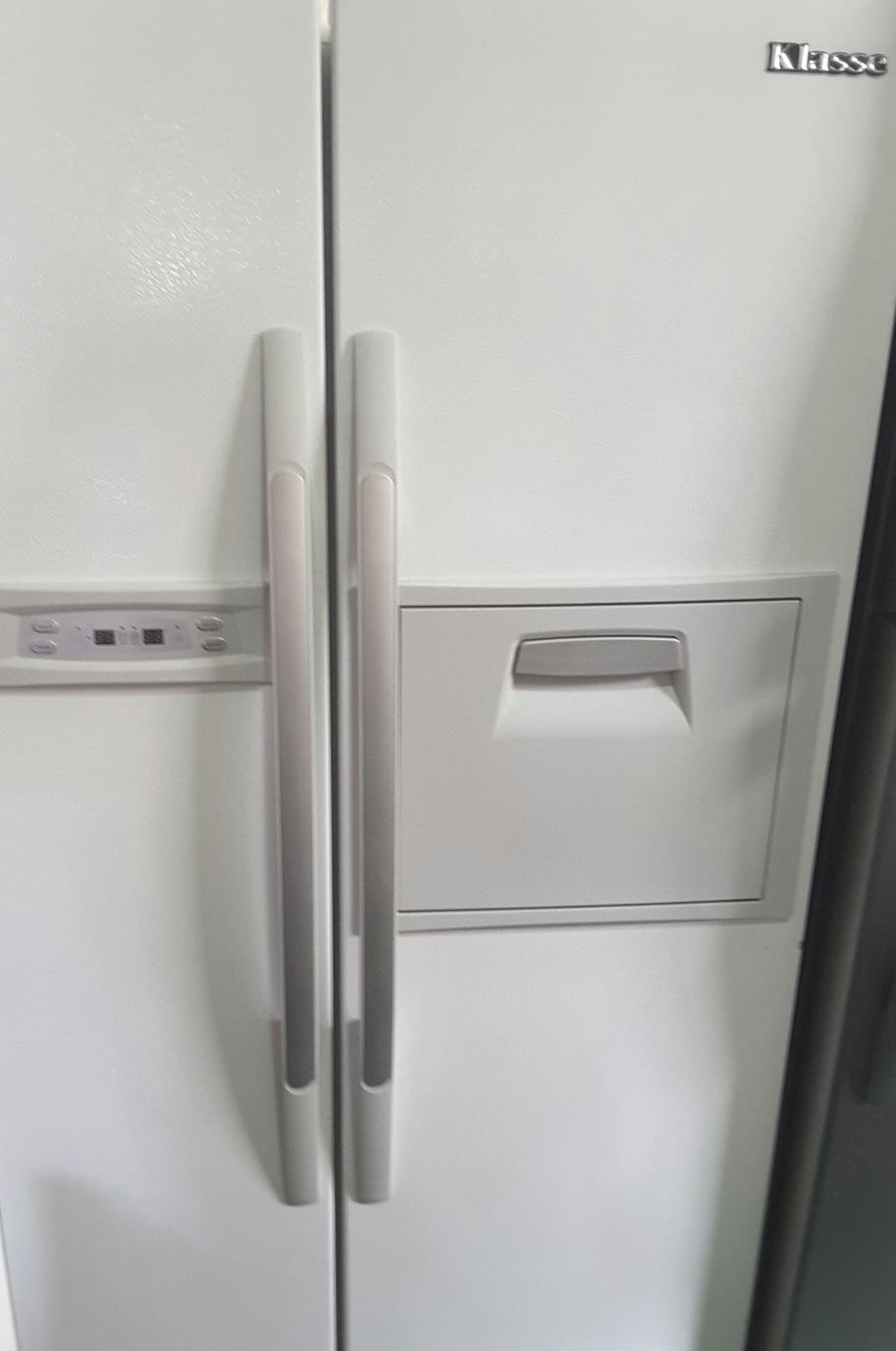 대우 클라셰 570리터 양문냉장고 25만원 배송지원 해드려요