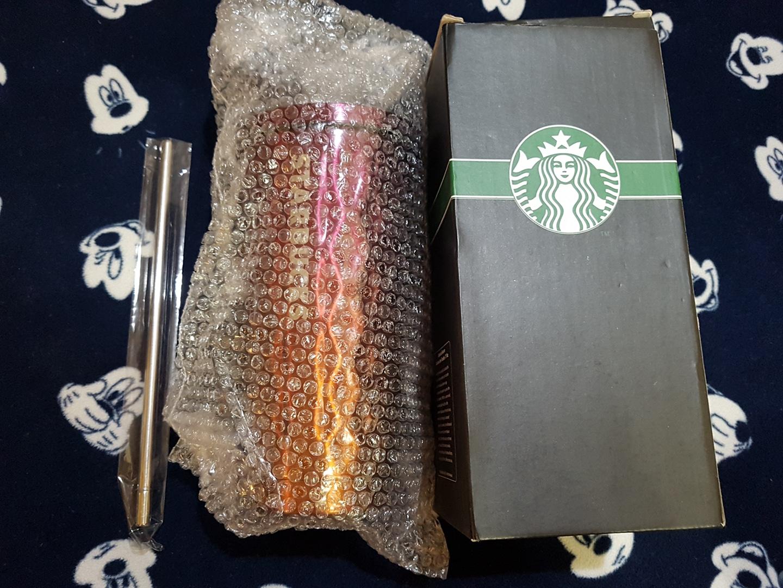 스타벅스 텀블러 미개봉품 2만원에 팝니다