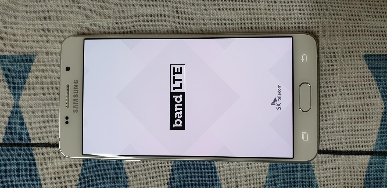 삼성 갤럭시A 핸드폰 공기계.거의새것