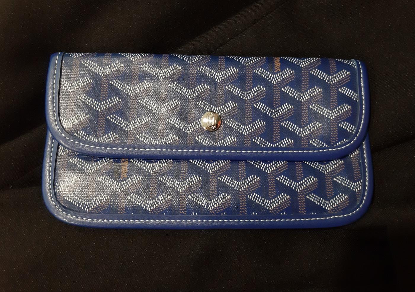 쌈지 장지갑+ 고야드스타일 지갑