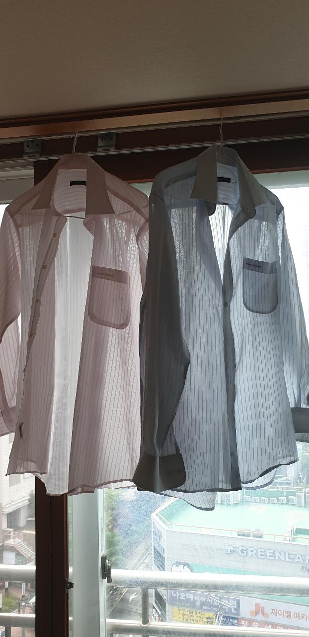 여름 파코라반와이셔츠