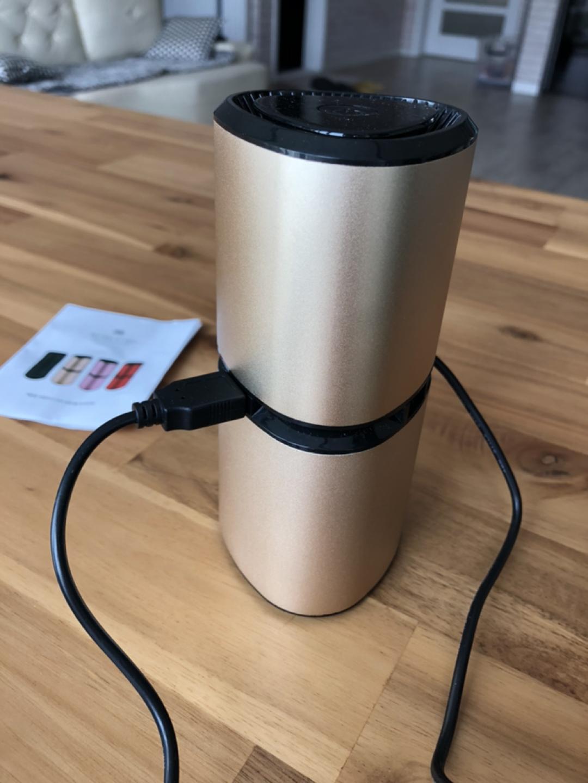멀티 차량용공기청정기(새상품)