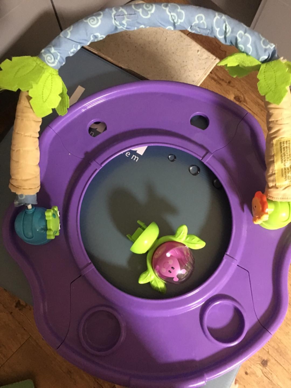 범퍼의자 훌라우프 장난감 (아기 장난감)