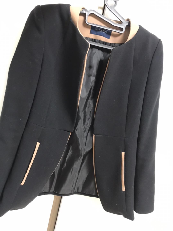 모조에스핀 롱 재킷 자켓