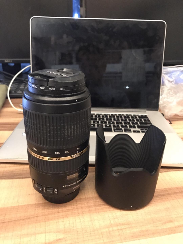 (특가)탐론 70-300 f/4-5.6 렌즈팝니다