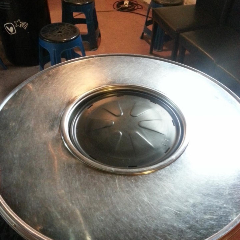 셀리니 산소 구이기 로스타+ 드럼통 테이블 판매합니다