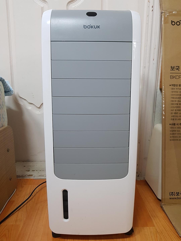 보국 리모컨 에어쿨러 냉풍기 (모델명 BKCF-17R00)