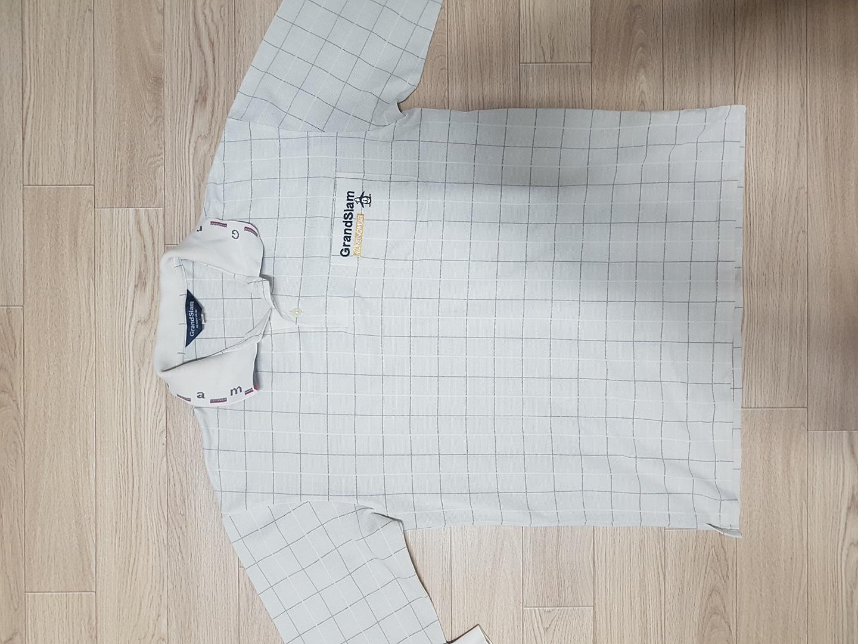 그랜드슬램 긴팔셔츠 티셔츠 일본산