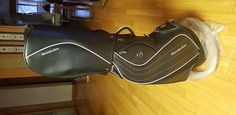 벤츠(BENZ)골프가방~새것