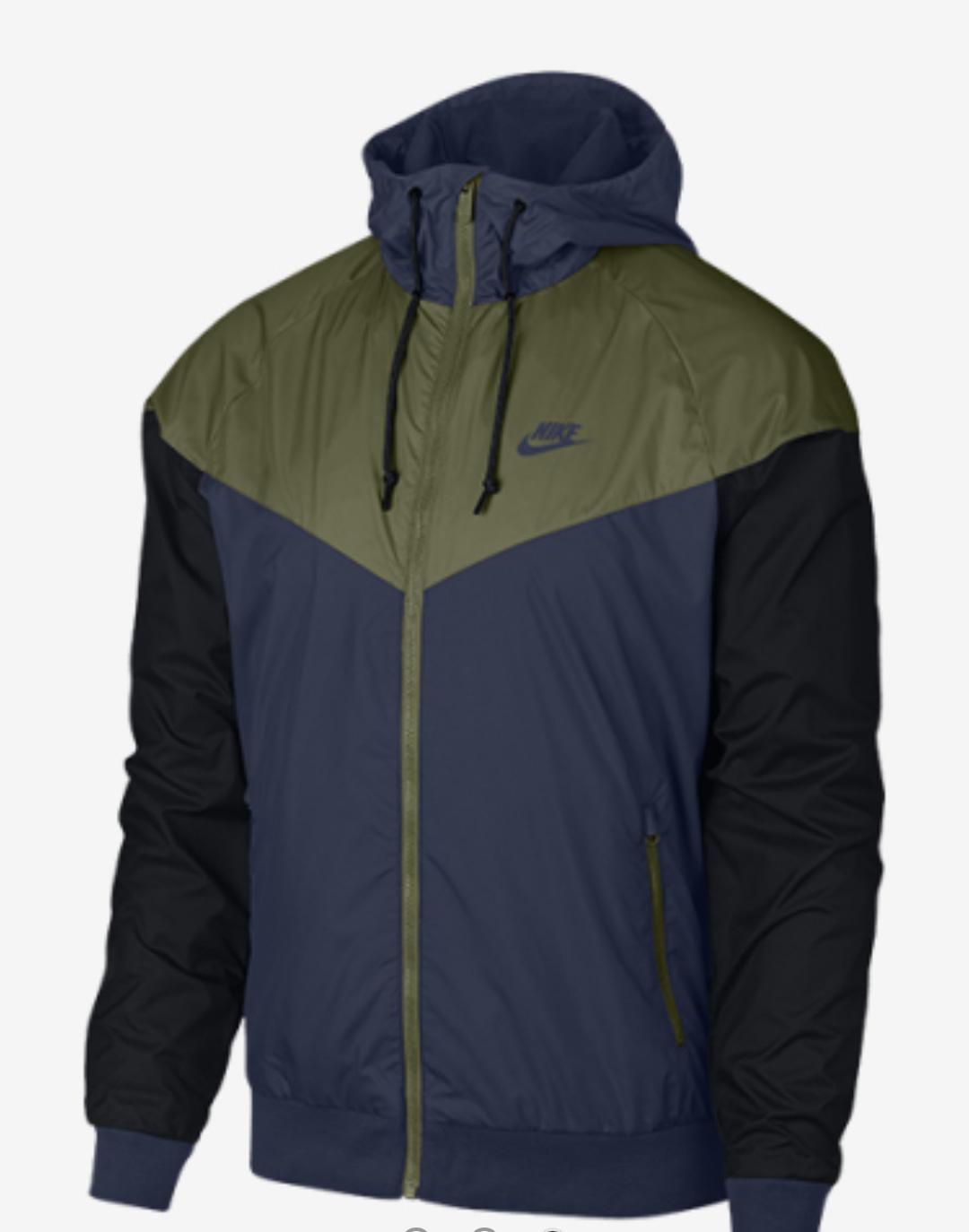 [XL] (새상품) 나이키 윈드러너 자켓