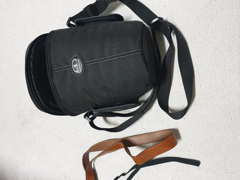 dslr카메라 가방과 카메라끈(가격인하)