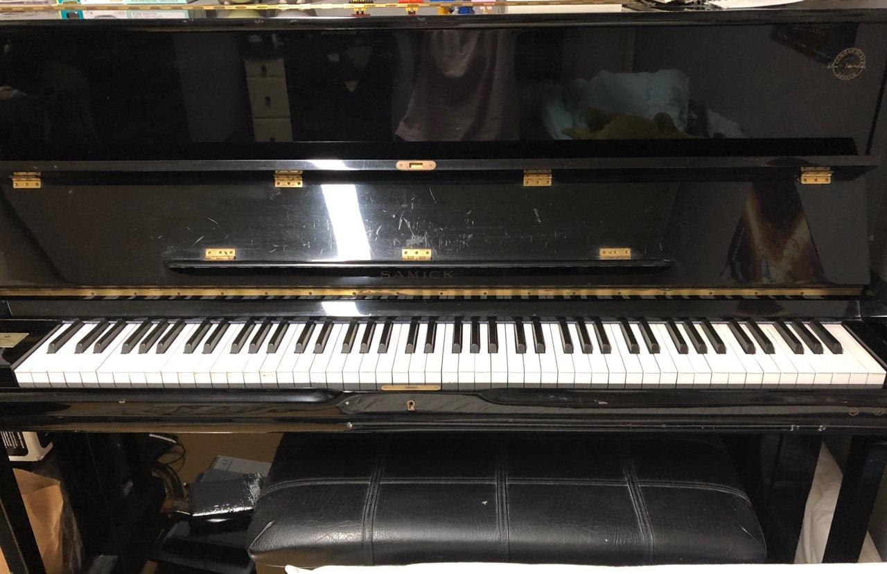 19일 드림.. 삼익피아노 마지막가격ㅠㅠ