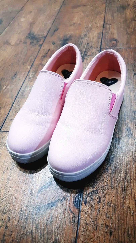 핑크단화235