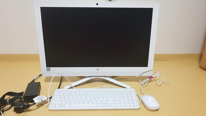 인하)hp 일체형 컴퓨터