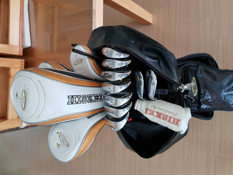 골프채 셋(히스케이 LG-350)