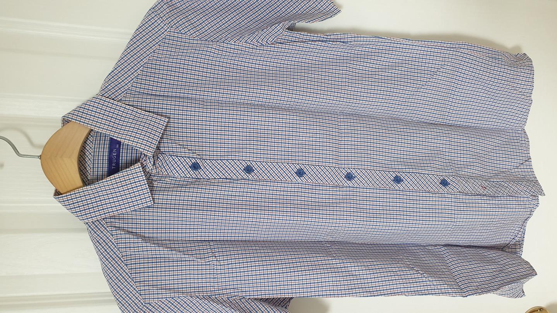 투루젠 반팔셔츠,남방 100싸이즈.