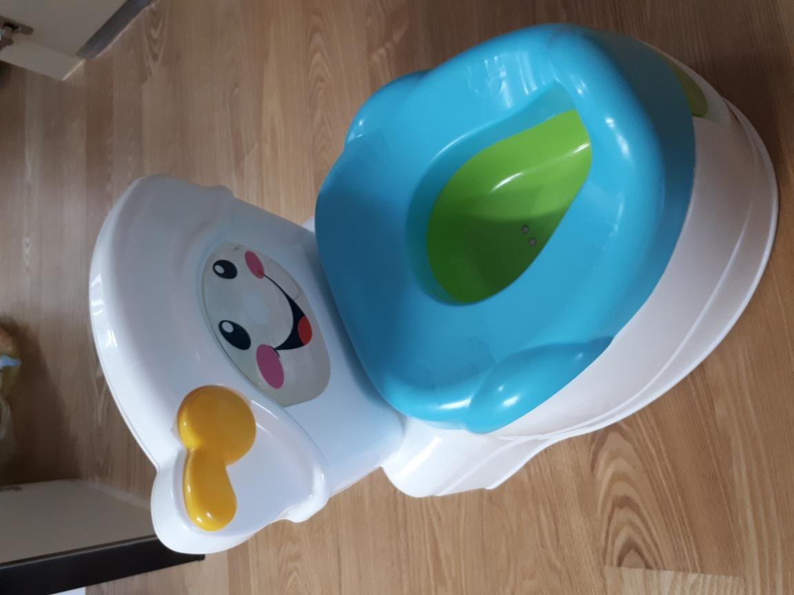 유아 피셔프라이스 변기