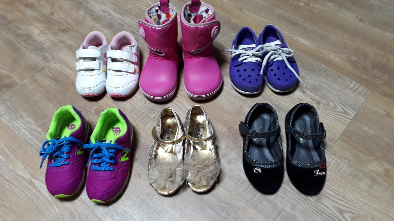 귀여운여아신발들  140~160