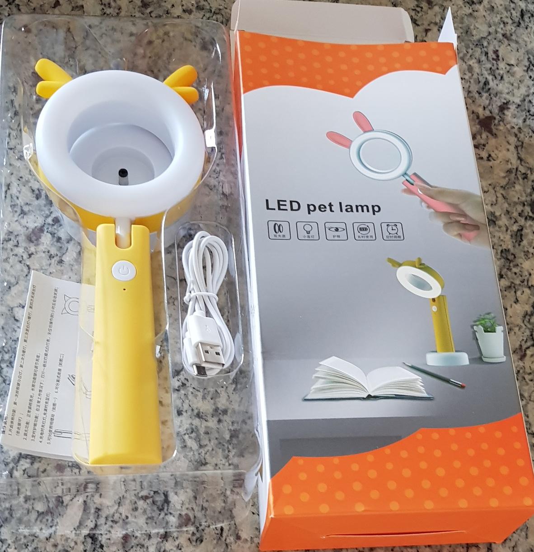 키즈 램프 (책상등/손전등/취침등)
