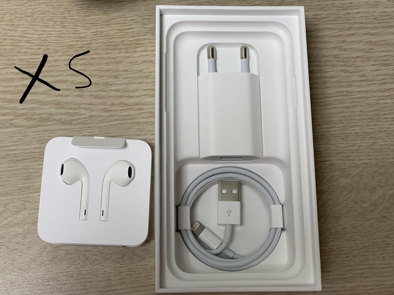 아이폰 정품 이어폰 이어팟, 충전기
