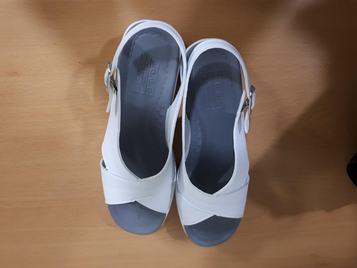 병원(?)신발 240  새 신발