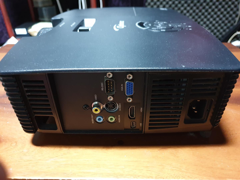 프로젝터 옵토마 와이드 w312 HD급 3D지원(버퍼스크린 포함)