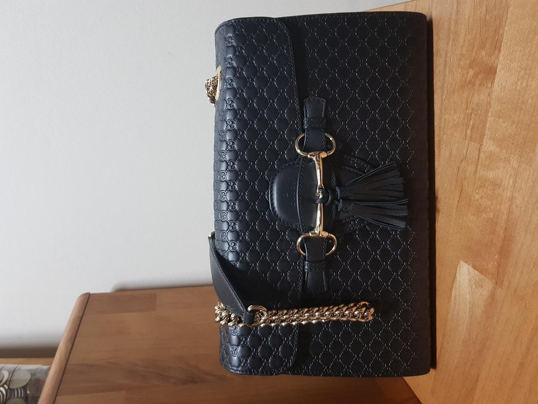 [Gucci] 구찌 마이크로시마 에밀리백 구찌가방, 구찌숄더백