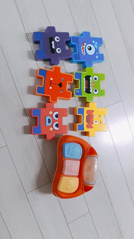 멜로디장난감이랑 퍼즐장난감