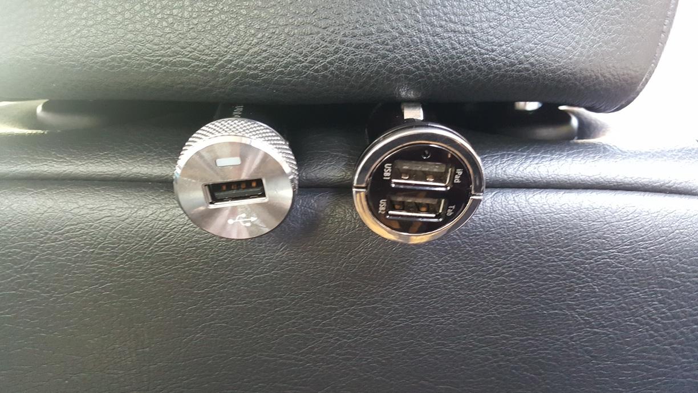 핸드폰 충전용 시거잭 2종류  & 2구 시거잭