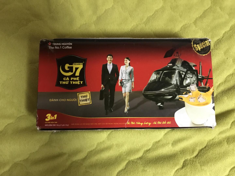 가격내려용 베트남 커피 G7