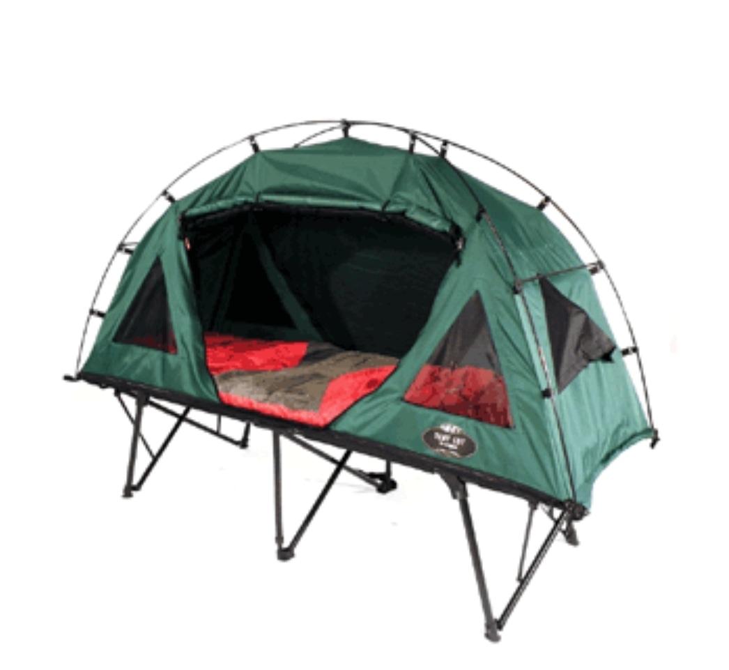 미국 텐트콧 or코트텐트 텐트, 야전침대, 프라이 각각각 1개