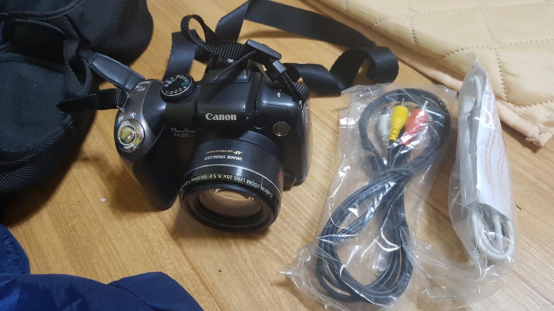 케논카메라 SX20IS
