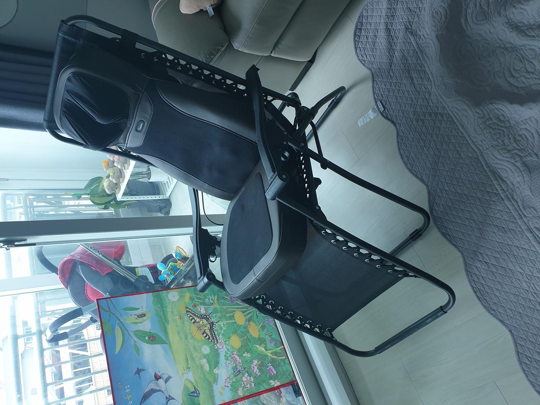 zp855 제스파 안마기+의자