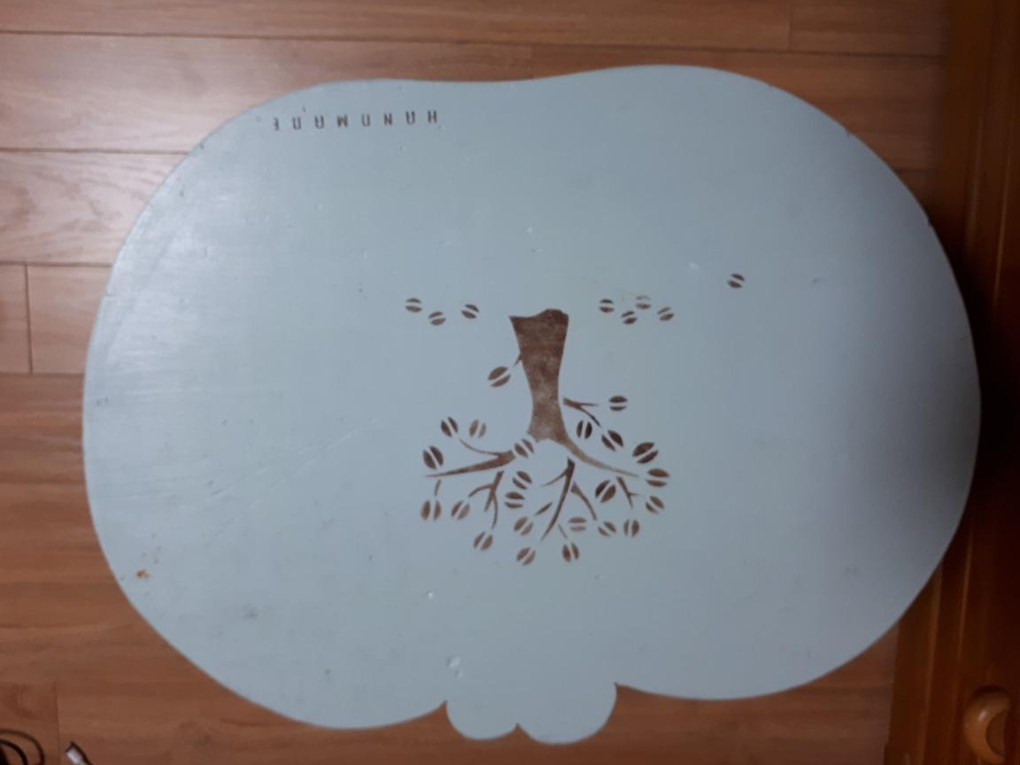 양반 책상 사쥬(56.5×27) 애들 간식책상