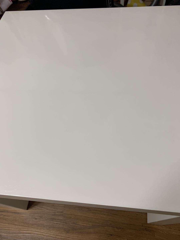 이케아 라크 인테리어 책상