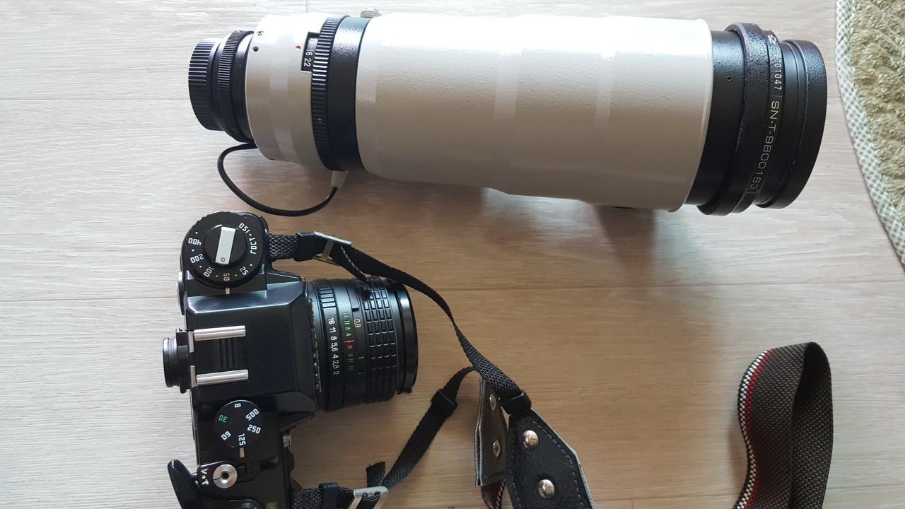 스나이퍼 필름 카메라
