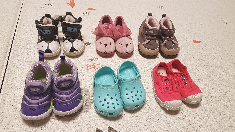 아기 신발팝니다 (130/140 사이즈)