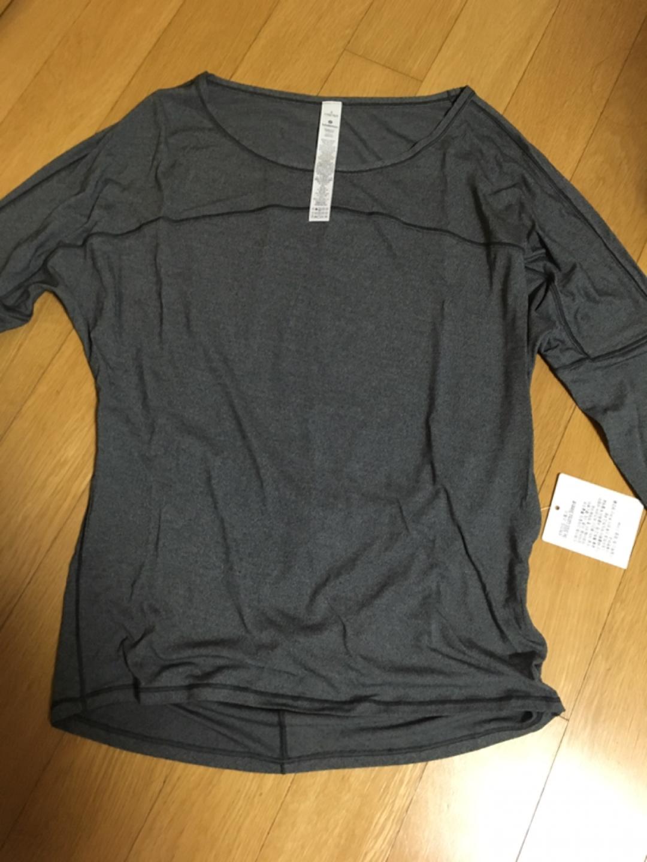 룰루레몬 새 상품 긴팔 티셔츠