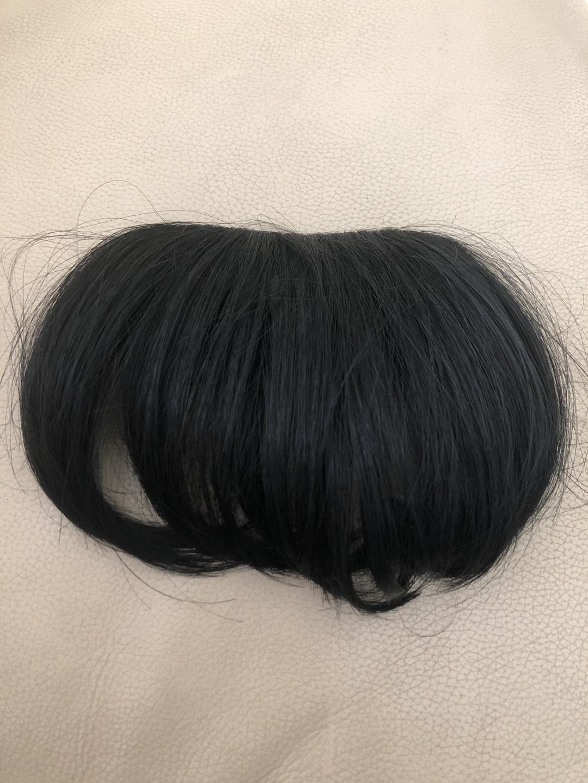 앞머리가발