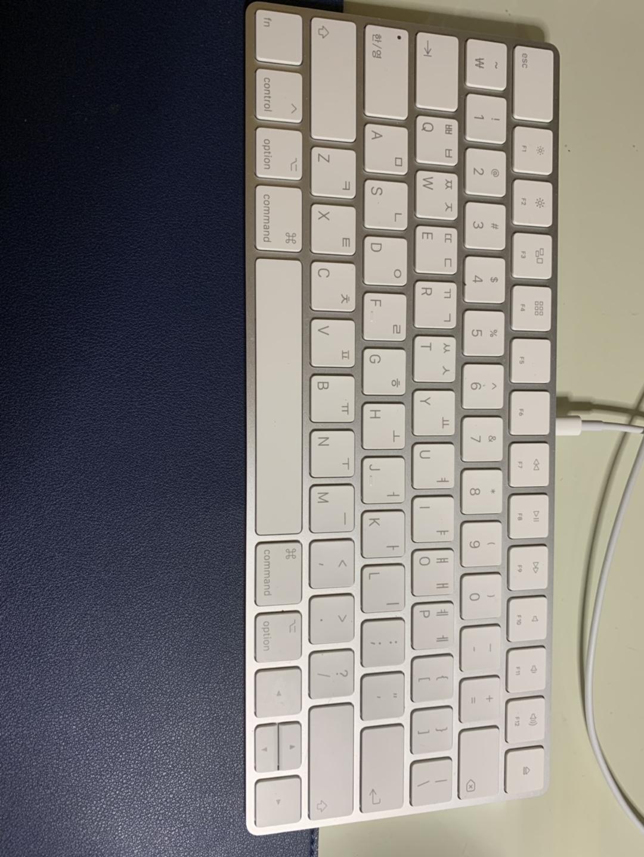 애플 매직키보드2