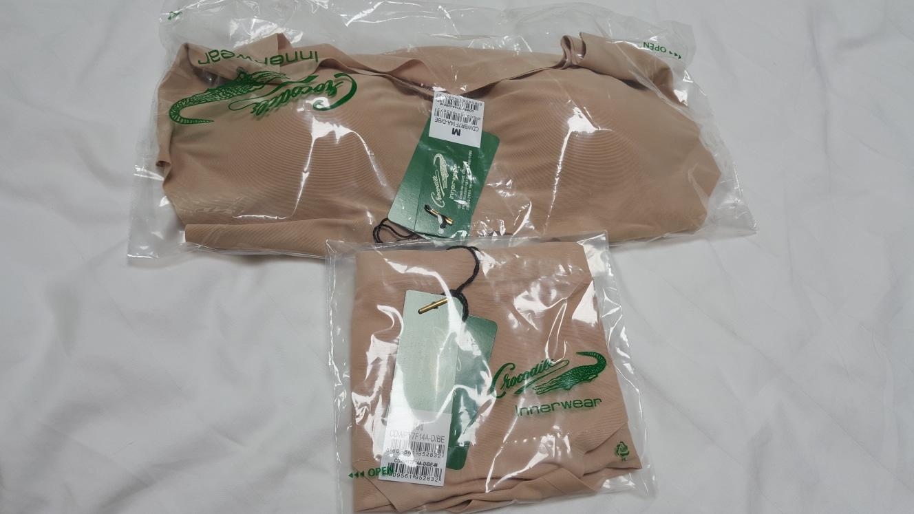 무봉제속옷2벌