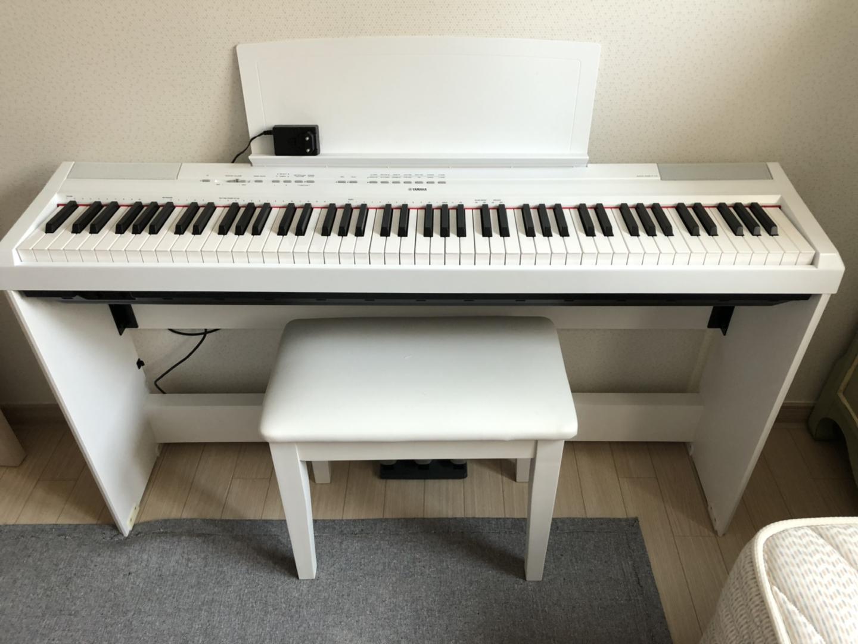 디지털 피아노 야마하 p 115