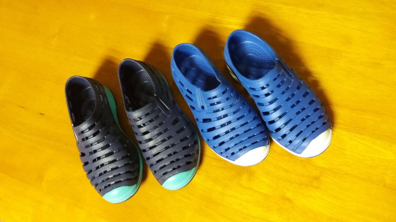아동여름신발2켤레 (아쿠아슈즈) 새신발