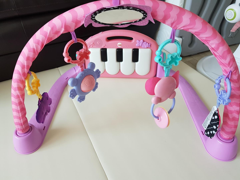 피아노 아기체육관+자동차 아기체육관 팝니다
