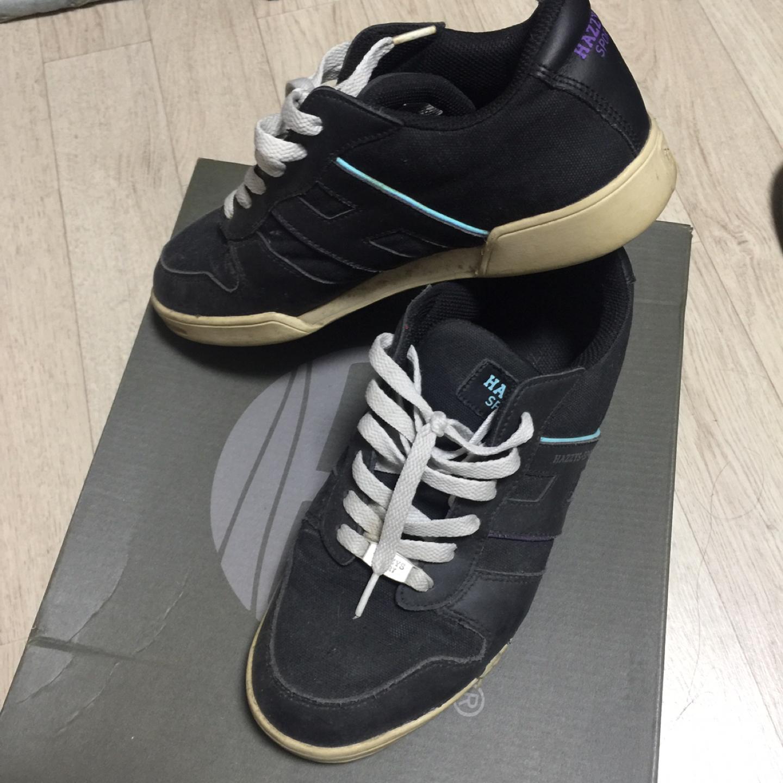 헤지스 신발