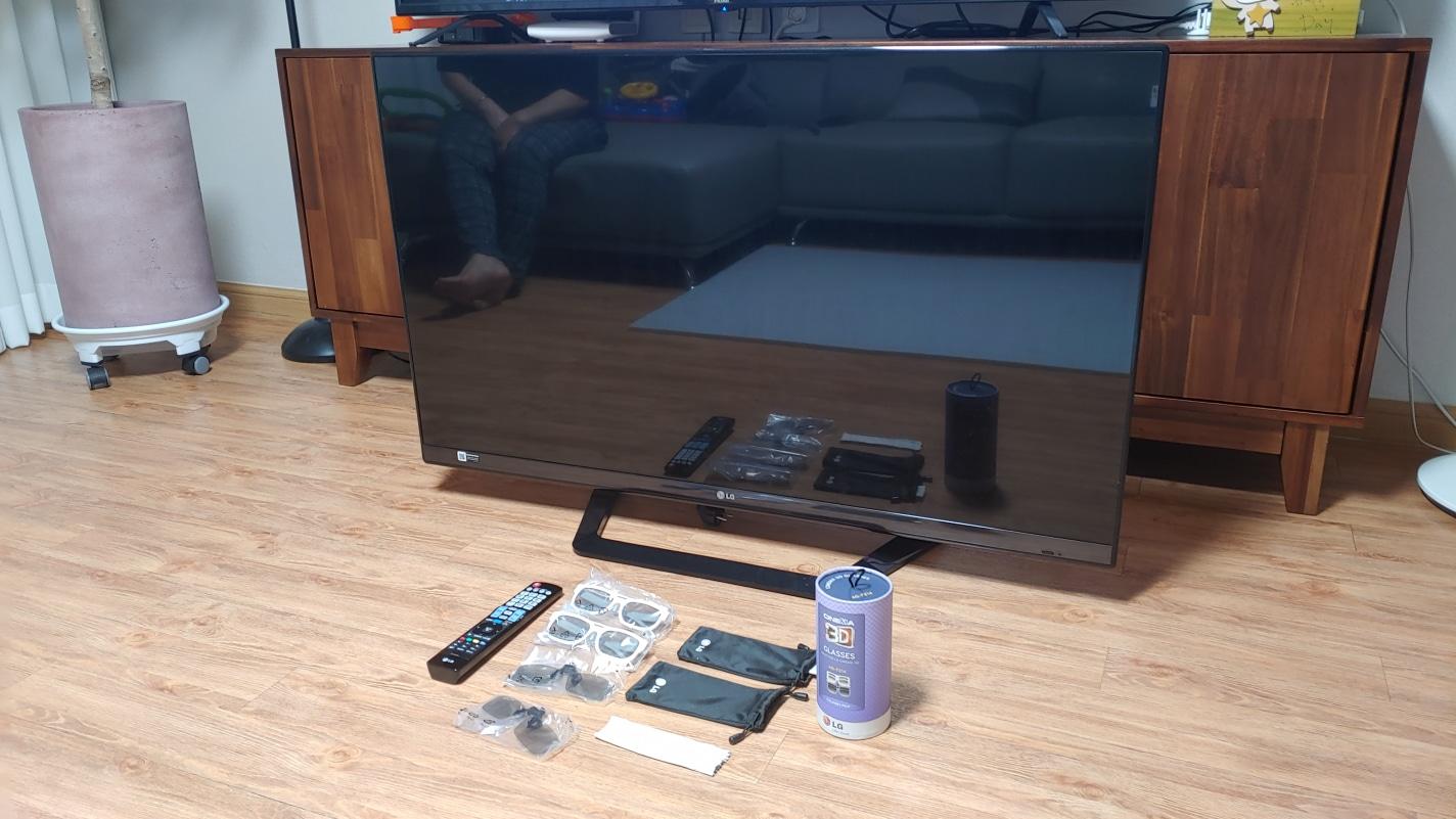 LG 3D스마트TV 47인치