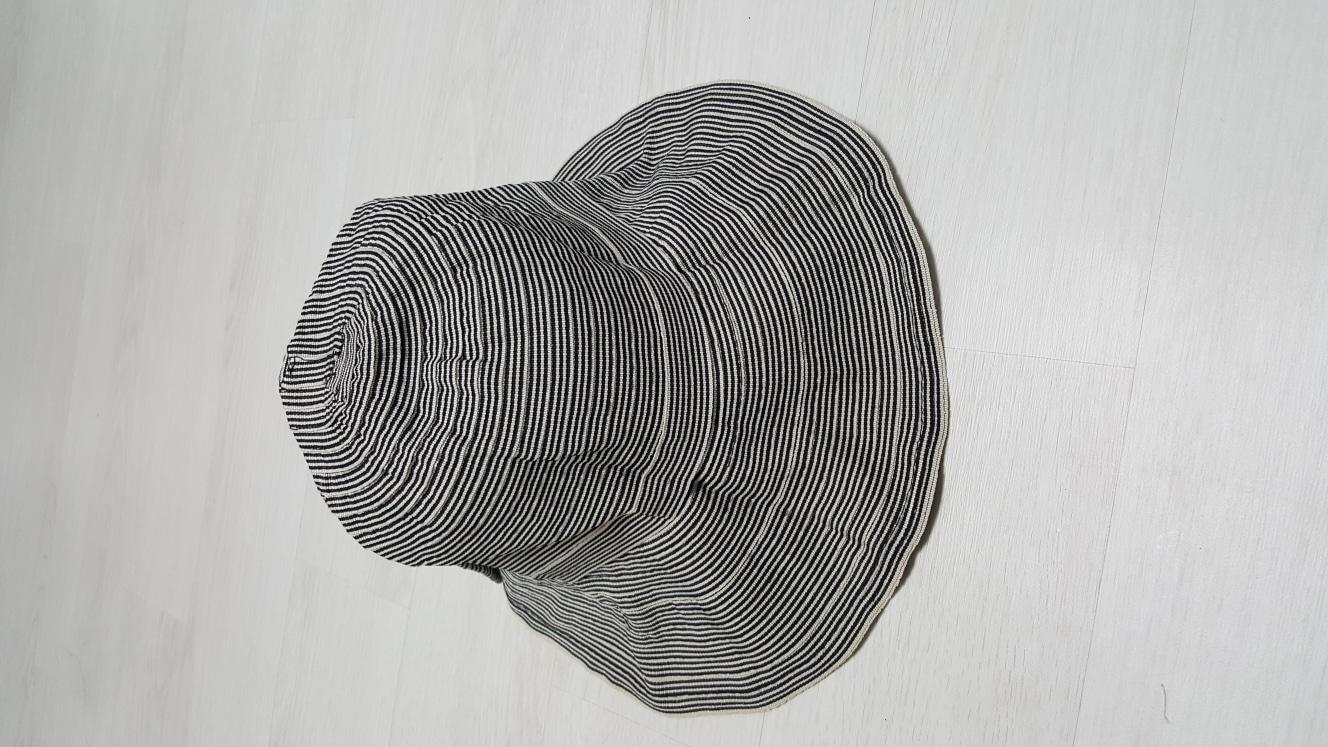 리본 모자