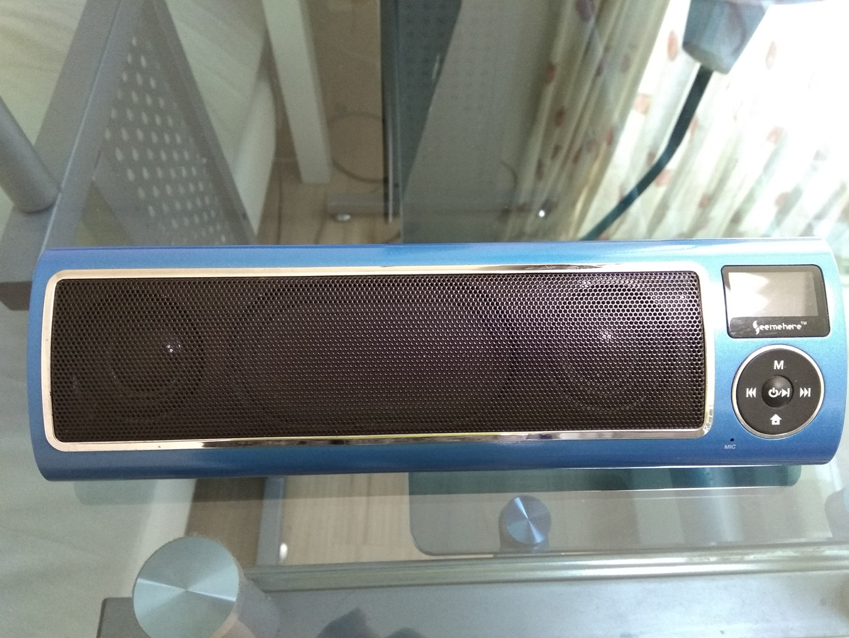 휴대용 스피커 노벨뷰 ns-600